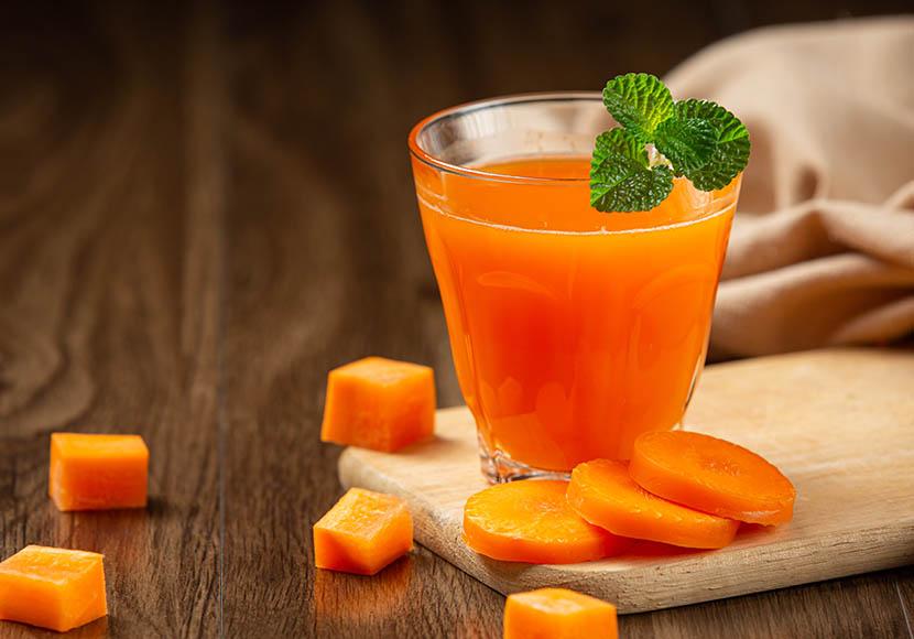 Equilibrium Carrot